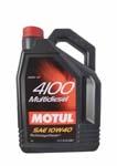 Моторное масло MOTUL 4100 MULTIDIESEL, 10W-40, 5 л, 100261