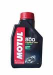 Масло моторное MOTUL 800 2T Road Racing, 1л, 101443