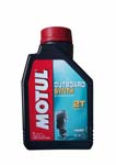 Моторное масло MOTUL Outboard SYNTH 2T, 1л, 101722