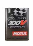 Масло моторное MOTUL 300V Power Racing, 5W-30, 2л, 103128
