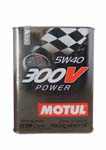 Моторное масло MOTUL 300V Power, 5W-40, 2л, 103132