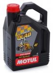 Моторное масло MOTUL Quad Power 4T, 10W-40, 4л, 101469