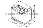 АКБ S4 52Ah 470A 207x175x190 (-+)