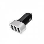 АЗУ 3 USB 5.2A, черный, Ultra, Deppa, 11311