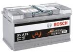 Аккумулятор S5A (0092S60130) 12V 95Ah 850A оп AGM