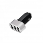 АЗУ 3 USB 4.1A, черный, Ultra, Deppa, 11310