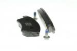 Колодки дисковые Передние, TRW, GDB1552