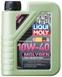 LiquiMoly 10W40 Molygen New Generation (1L) масло моторное !синт.\ API SL/CF, ACEA A3/B4 LIQUI MOLY