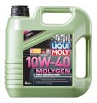 LiquiMoly 10W40 Molygen New Generation (4L) масло моторное !синт.\ API SL/CF, ACEA A3/B4 LIQUI MOLY