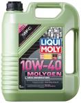 HC-синтетическое моторное масло. Molygen New Generation 10W-40