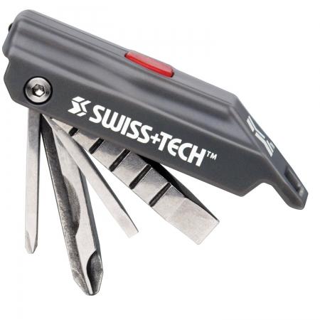 Складной набор отверток Screwz-All7-in-1,серый
