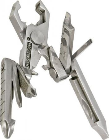 Карманный набор инструментов Micro-Max19-in-1KeyRingMulti-FunctionTool