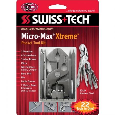 Карманный мультиинструмент Micro-MaxXtreme++