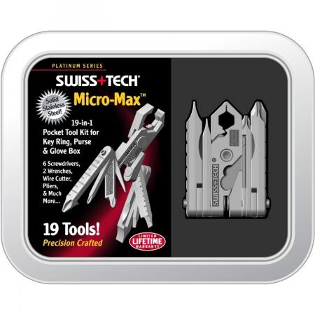 Карманный набор инструментов Micro-MaxXi19-in-1PlatinumSeries