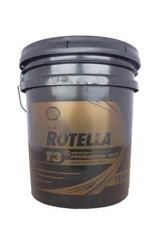 Моторное масло SHELL Rotella T3 SAE 15W-40 (18,90л)