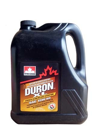 Моторное масло PETRO-CANADA Duron XL Synthetic Blend SAE 15W-40 (4л)