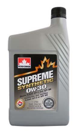 Масло моторное PC синтетическое 0W-30, 1л