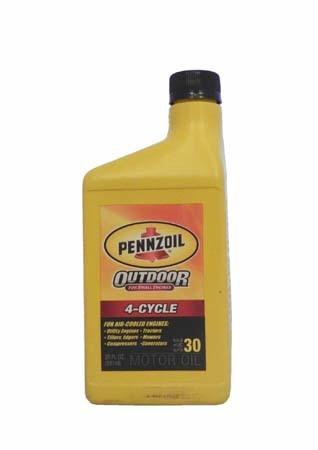 Моторное масло для 4-Такт PENNZOIL Outdoor 4-Cycle SAE 30 (0,591л)