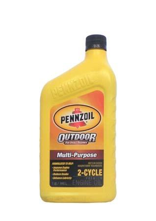 Моторное масло для 2-Такт лод. мот. PENNZOIL Outdoor Multi-Purpose 2-Cycle (0,946л)
