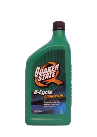 Моторное масло для 2-Такт QUAKER STATE 2-Cycle (0,946л)