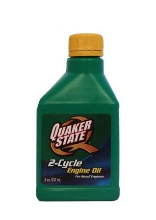 Моторное масло для 2-Такт QUAKER STATE 2-Cycle (0,237л)