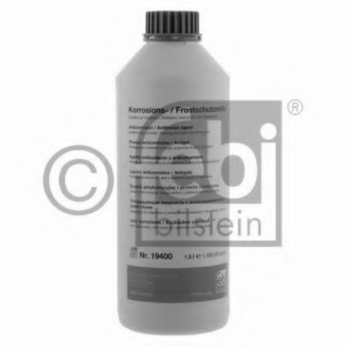 Антифриз FEBI, фиолетовый, 1.5л, концентрат, 19400