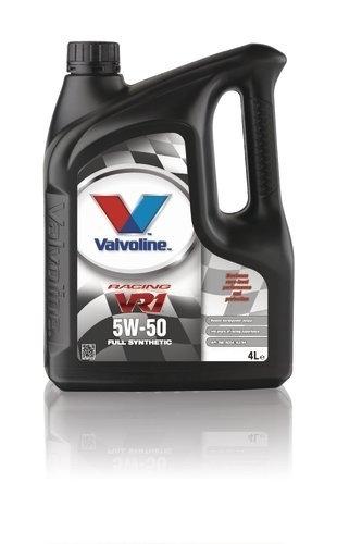 Моторное масло VALVOLINE VR1 Racing, 5W-50, 4л, VE11907