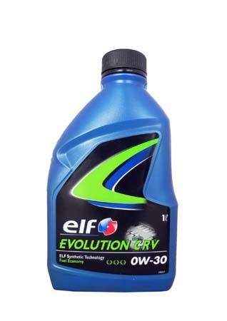 Моторное масло ELF Evolution 900 CRV, 0W-30, 1л, 194855
