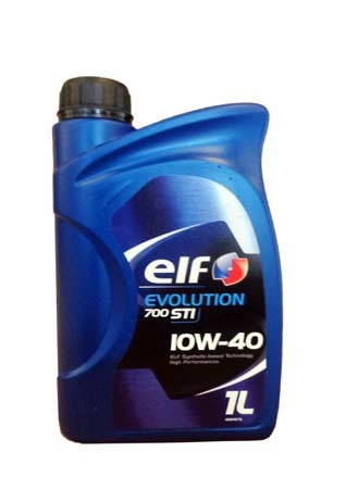 Моторное масло ELF Evolution 700 STI, 10W-40, 1л, 194866