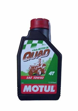 Моторное масло для 4-Такт MOTUL Quad 4T SAE 10W-40 (1л)