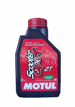 Моторное масло MOTUL Scooter Expert 2T, 1л, 101254