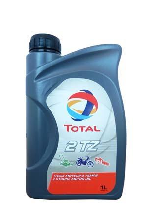 Моторное масло для 2-Такт TOTAL 2 TZ (1л)