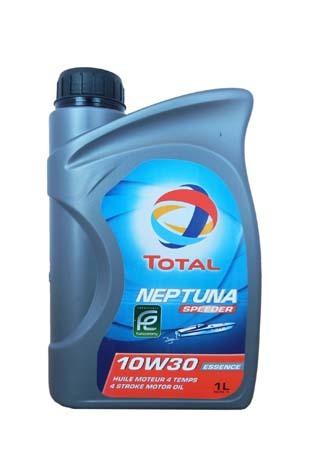 Моторное масло TOTAL Neptuna Speeder, 10W-30, 1л, 166234