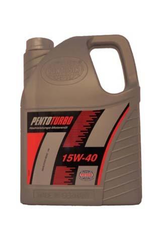 Моторное масло PENTOSIN Pentoturbo SAE 15W-40 (5л)