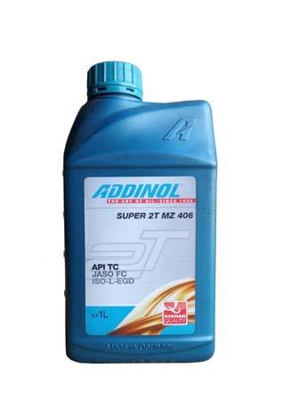Моторное масло ADDINOL Super 2T MZ 406 (1л)