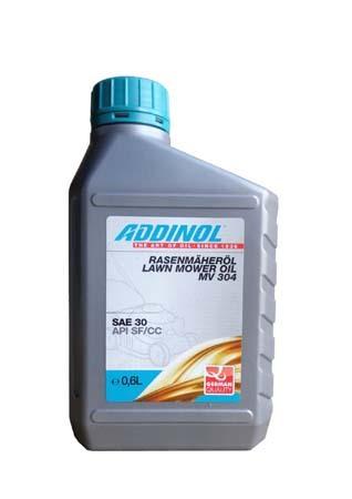 Моторное масло ADDINOL Rasenmaherol MV 304 SAE 30W (0,6л)