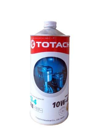Моторное масло TOTACHI Long Life Semi-Synthetic CI-4 SAE 10W-40 (1л)