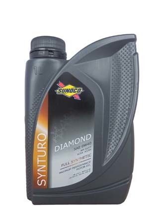 Моторное масло SUNOCO Synturo Diamond SAE 0W-40 (1л)