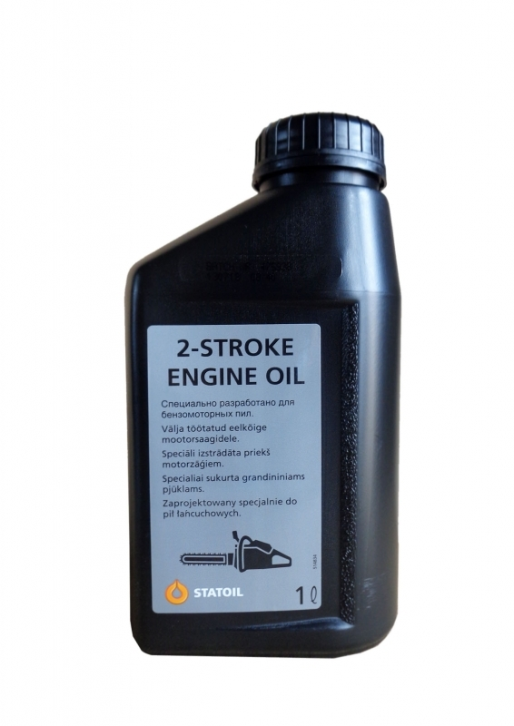Моторное масло STATOIL 2 Stroke Engine Oil, 1л, 1000091