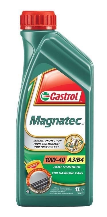 Моторное масло CASTROL Magnatec A3/B4, 10W-40, 1л, 4668410060