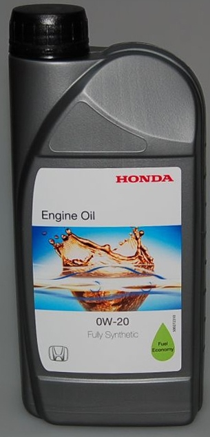 Моторное масло HONDA HFE-20, 0W-20, 1л, 08232-P99-A30HE