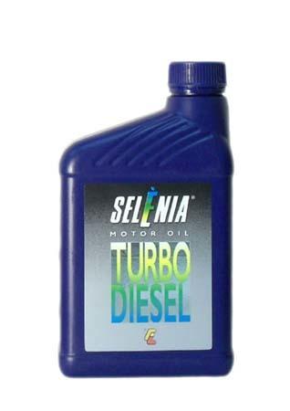 Моторное масло SELENIA Turbo Diesel SAE 10W-40 (1л)