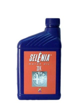 Моторное масло SELENIA 20 K Alfa Romeo SAE 10W-40 (1л)