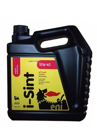 Моторное масло ENI I-Sint, 10W-40, 4л, 8423178011036
