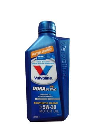 Моторное масло VALVOLINE Durablend FE SAE 5W-30 (1л)