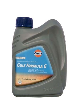 Моторное масло GULF Formula G SAE 0W-30 (1л)