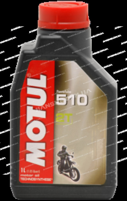 Моторное масло MOTUL 510 2T Technosynthese, 1л, 104028