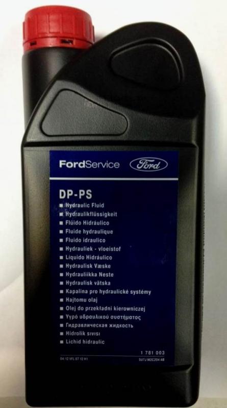 Жидкость ГУР FORD DP-PS, 1781003