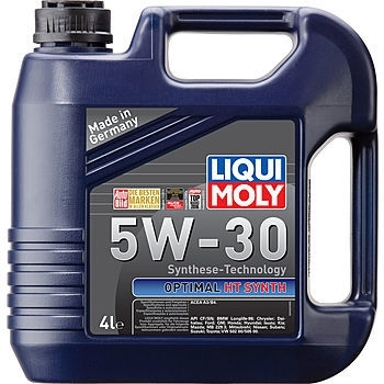 Моторное масло LIQUI MOLY Optimal HT Synth, 5W-30, 4л, 39001