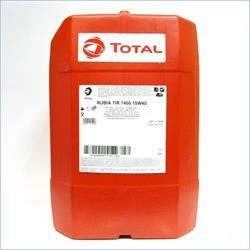 Моторное масло TOTAL RUBIA TIR 7400, 15W-40, 20л, 113430